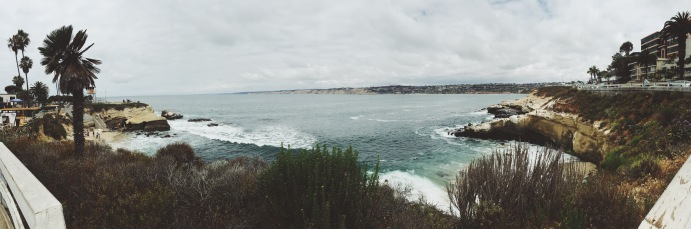 Panoramic La Jolla